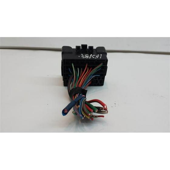(pre-owned original part) interior driver dash fuse box 00 mazda miata user  defined r241976 - walmart com