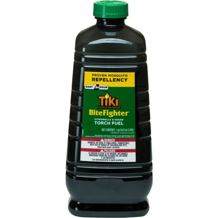 Tiki  Brand 64 Oz  Bitefighter Torch Fuel With Easy Pour System   1216156