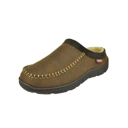 70744c63 Signature by Levi Strauss & Co Men's Aviator Clog Slipper - Walmart.com