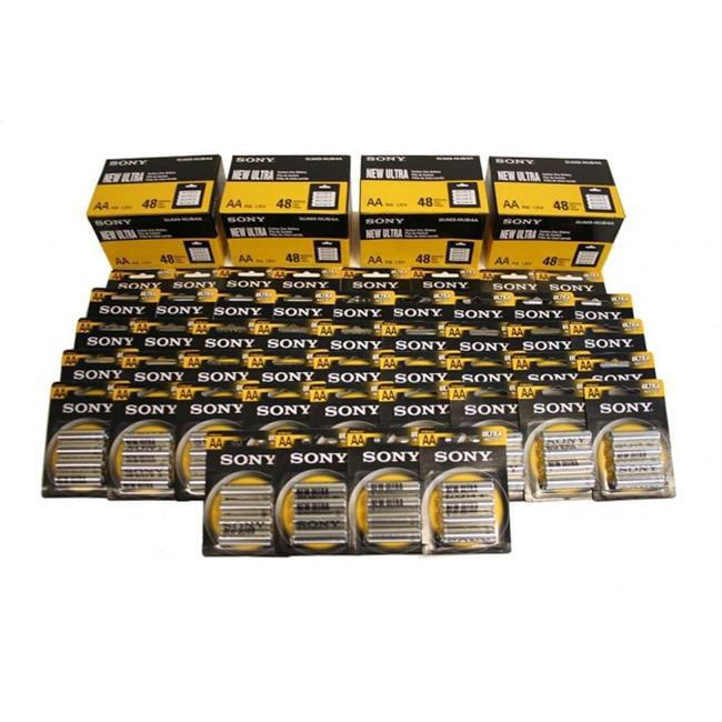 Guardian Survival Gear AA CS AA Batteries Case of 192 by Guardian Survival Gear