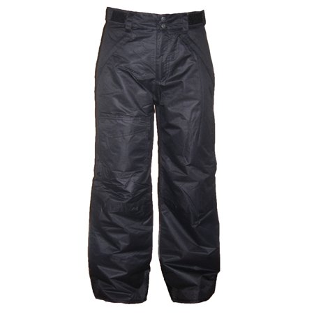 Pulse Big Boys Youth Insulated Rider Snow Ski Skiing Pants S - L fits sizes 8 - 18 ()