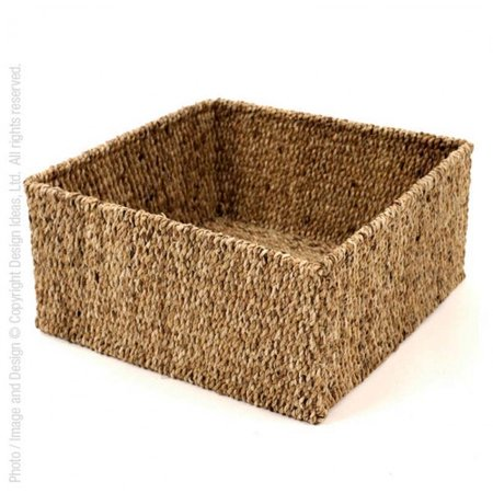 Design Ideas Water Hyacinth Storage Basket