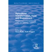 Agricultural Transformation, Food and Environment - eBook