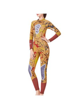Women Camouflage Thick Swimwear