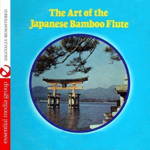 Hideo Osaka - Art of the Japanese Bamboo Flute [CD]