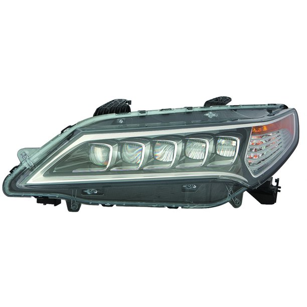 KarParts360: For 2015 2016 2017 ACURA TLX Head Light