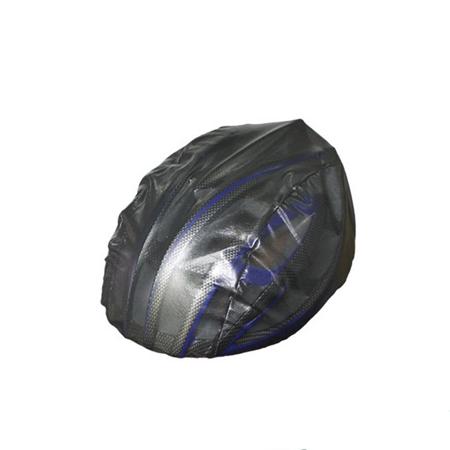Bike Helmet Cover (Bicycle Bike Rain Cover Helmet Dust Cover Windproof Green for MTB)