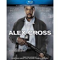 Alex Cross (Blu-ray)