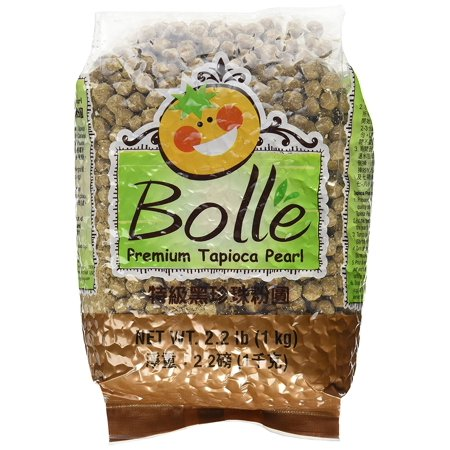 BOLLE - Boba  Tapioca Pearls Bubble Tea 2.2 Lbs. - Bubble Team