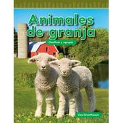 Animales de granja: Clasificar y agrupar - eBook