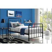 better homes and gardens kelsey metal bed multiple sizes and colors - Storage Bed Frame Full