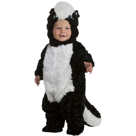 Precious Skunk Infant Toddler Costume