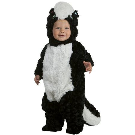 Precious Skunk Infant Toddler Costume - Skanky Halloween Costumes