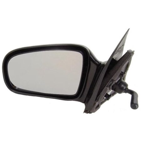 Rodeo Manual Mirror - 03-05 Chevy Cavalier/95-05 Pontiac Sunfire Manual Mirror LH Driver