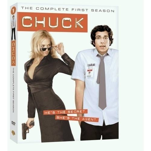 Chuck: The Complete First Season (Widescreen)