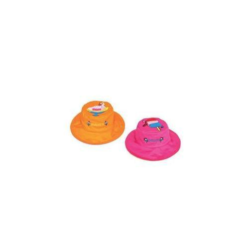 Luvali Convertibles LCKDS3LSP Sundae-Popsicle Reversible Kids Hat Large