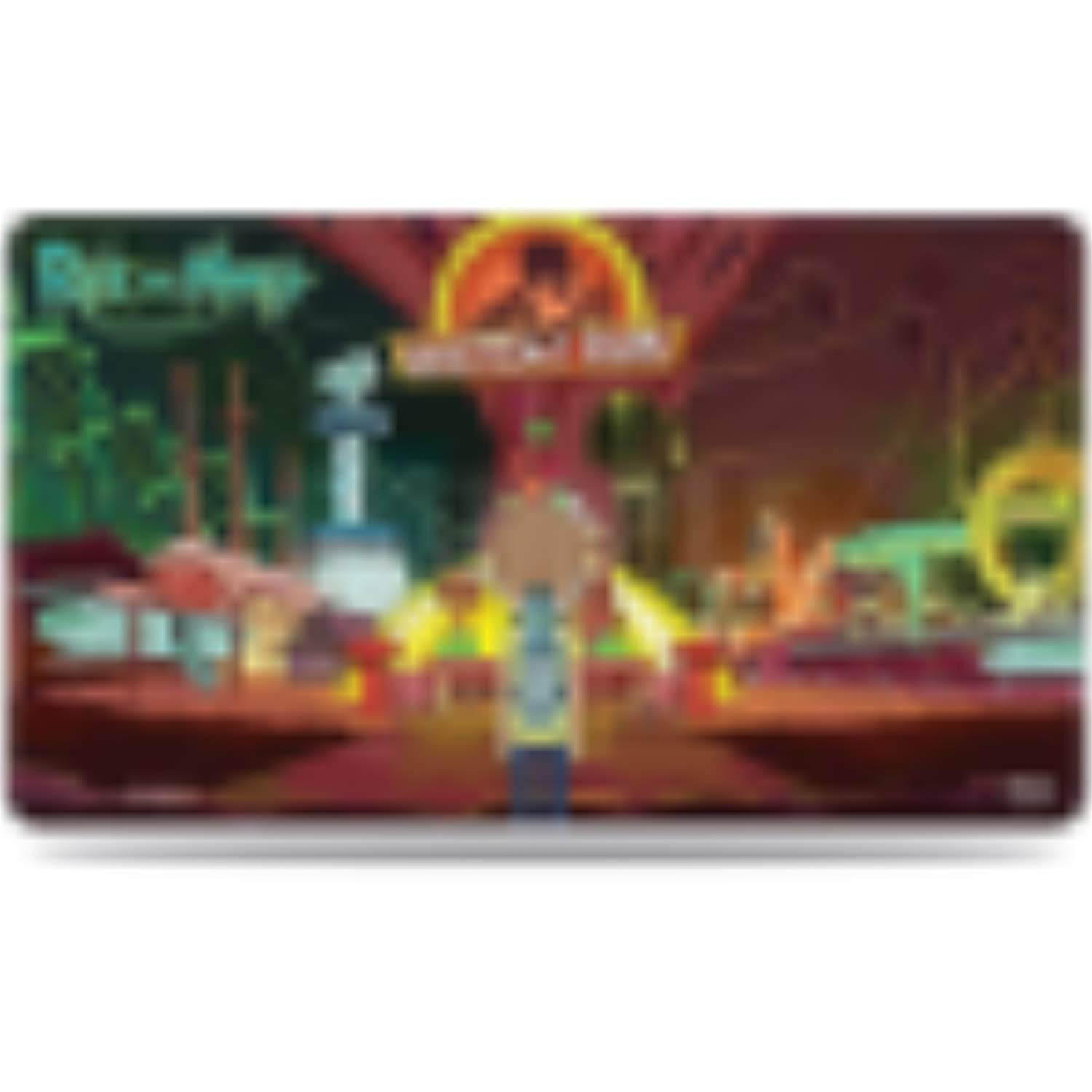Playmat - Rick and Morty - Anatomy Park New