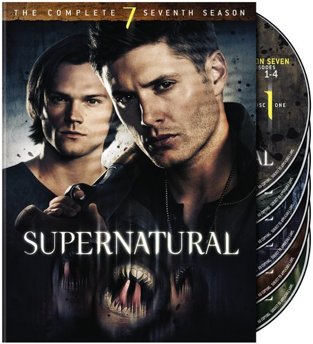 Supernatural: The Complete Seventh Season by WARNER HOME ENTERTAINMENT