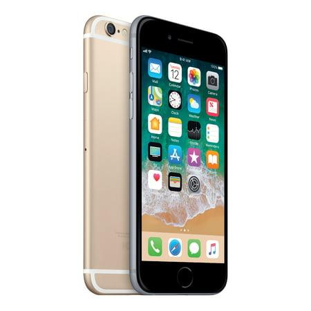 Straight Talk Apple iPhone 6 with 32GB 4G LTE Prepaid,