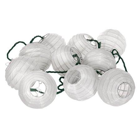 Oriental Furniture Maru Ball String Lights ()