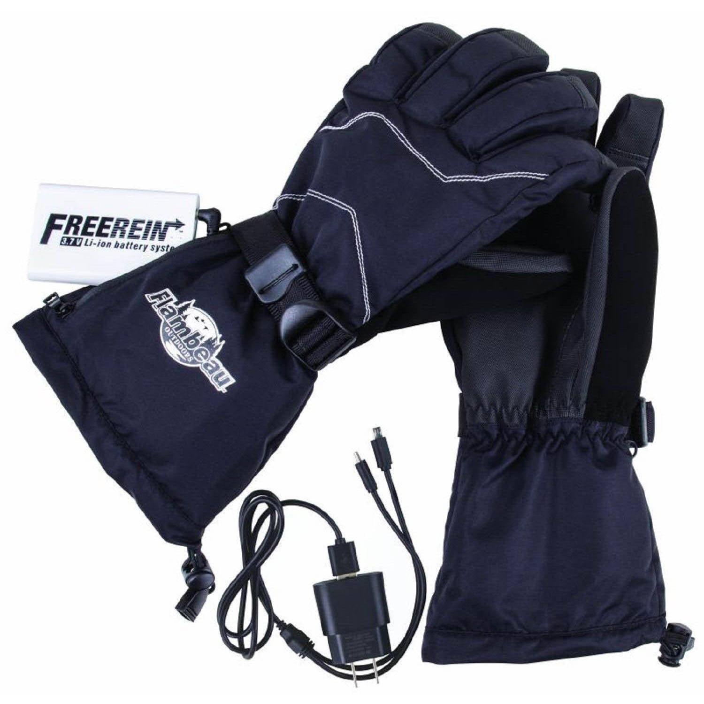 Heated Gear Heated Gloves Kit by Flambeau Inc.