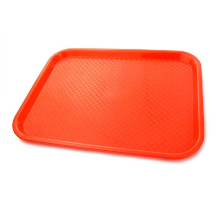 New Star Foodservice Fast Food Tray (Set of 12)