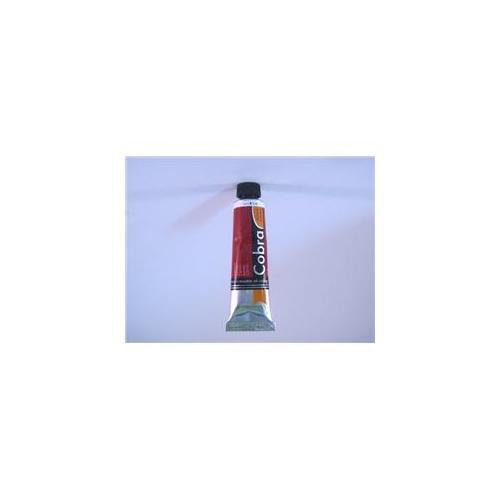 Royal Talens C210-53180 40ml Cobra Water Mixable Oil Color Paint - Carmine