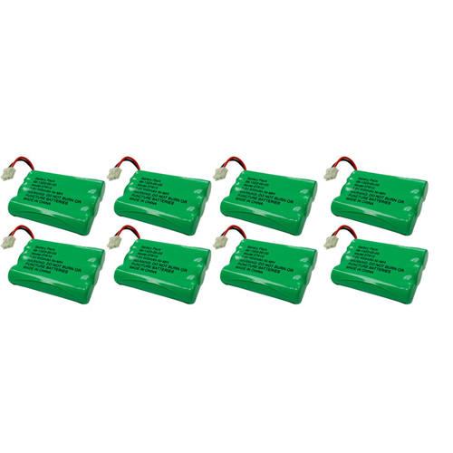 Battery for VTech 27910 (8 Pack) Replacement Battery