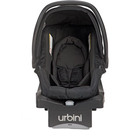 Urbini Sonti Infant Car Seat Black