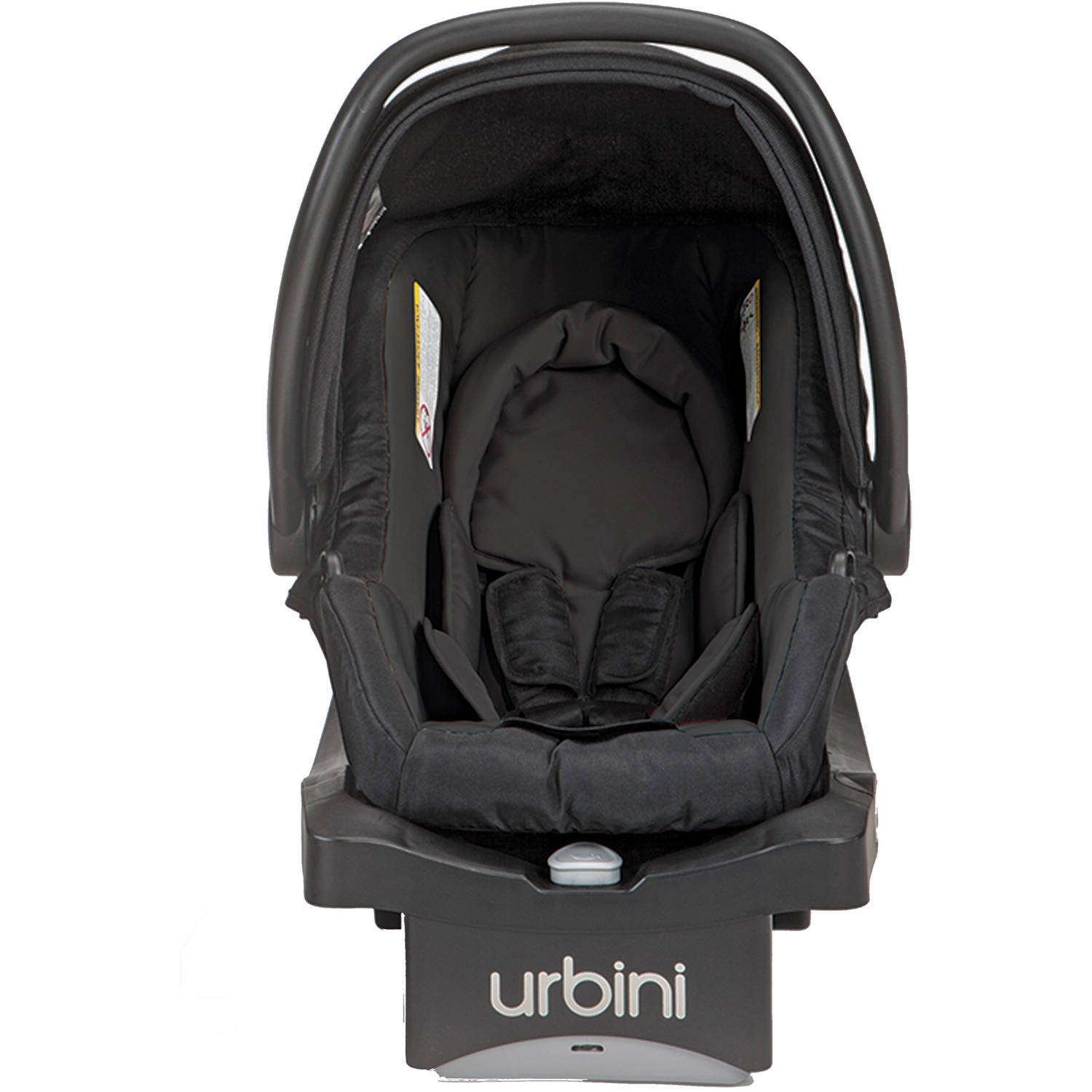 Urbini Sonti Infant Car Seat, Black