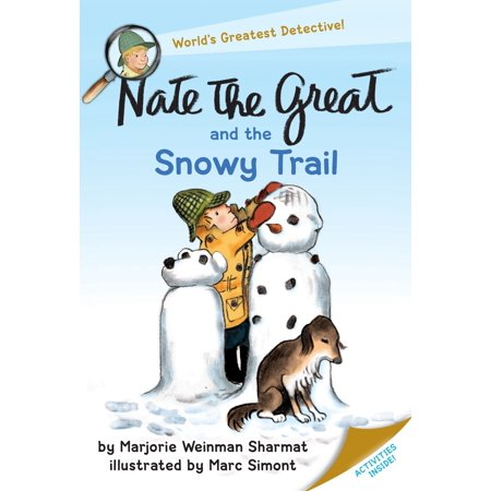 Nate the Great and the Snowy Trail (Paperback)](Nate The Great Halloween Hunt)