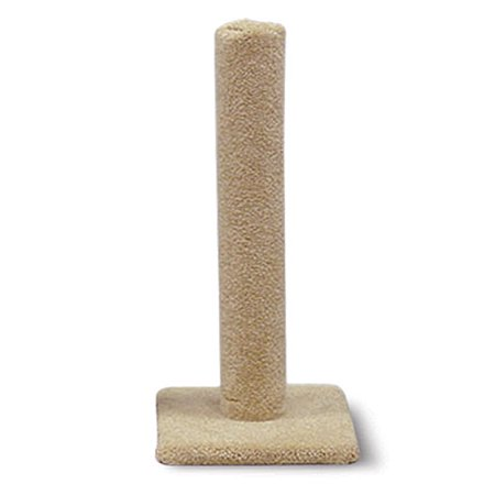 30   Carpeted Cat Scratching Post Furniture