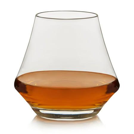 Libbey Whiskey - Libbey Craft Spirits Whiskey Glasses, Set of 4