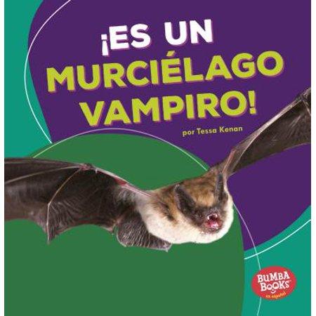 �es Un Murci�lago Vampiro! (It's a Vampire Bat!) - Vampiros Para Halloween