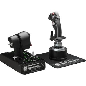 Thrustmaster Hotas Warthog Gaming Accessory Kit Throttle & Stick, 2960720
