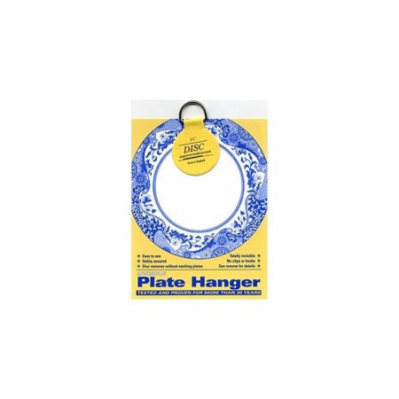 Flatirons Disc Adhesive Plate Hangers, 1.25-inch - Disco Plates