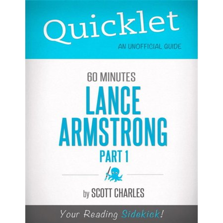 Lance Armstrong, 60 Minutes Bio, Part 1 - A Hyperink Quicklet - eBook (Lance Armstrong Jersey)