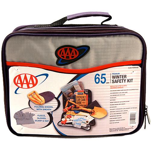 AAA Severe Weather Kit, 65pc