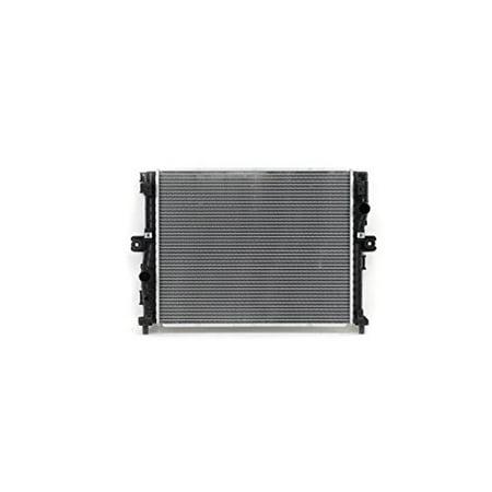 Radiator - Cooling Direct For/Fit 13453 14-17 Chevrolet Corvette Stingray Coupe/Convertible 6.2L V8 Plastic Tank Aluminum Core 1-Row