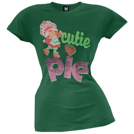 Strawberry Shortcake - Cutie Pie Juniors T-Shirt