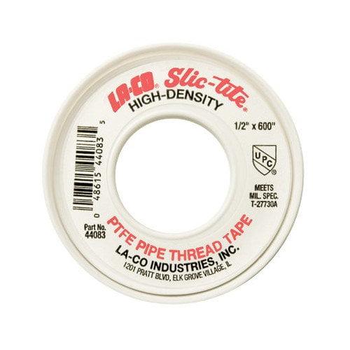 Markal Slic-Tite  PTFE Thread Tapes - 3/4''x600' slic-tite thread tape of PTFE heav