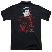 Mgm Army Of Darkness Pile Of Baddies (Back Print) Mens Polo Shirt