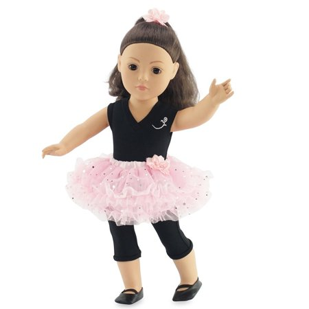 c2304d663 Fits 18 in. American Girl Dolls