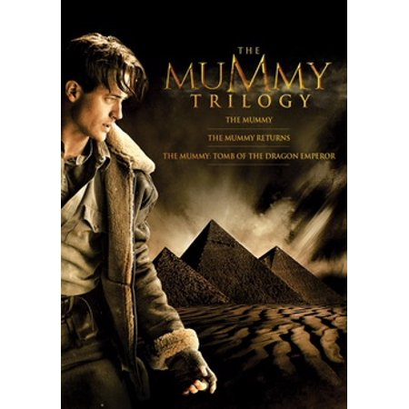 The Mummy Trilogy (DVD) (The Mummy Tom Cruise Release Date In India)