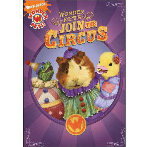 WONDER PETS-JOIN THE CIRCUS (DVD)