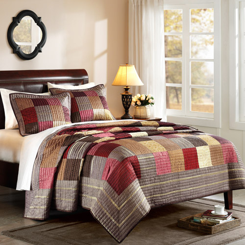 Better Homes and Gardens Quilt Collection, Pieced Global