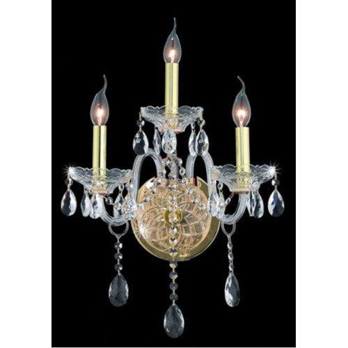 Elegant Lighting Verona 3 Light 20'' Wall Sconce
