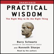 Practical Wisdom - Audiobook