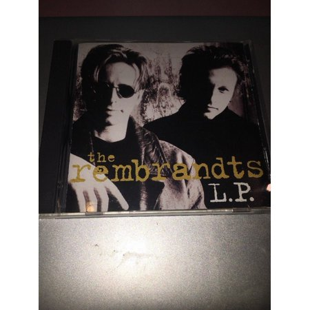 Rembrandt 0.75 Engravable Disc (THE REMBRANDTS cd L.P. - 15 TRACKS )