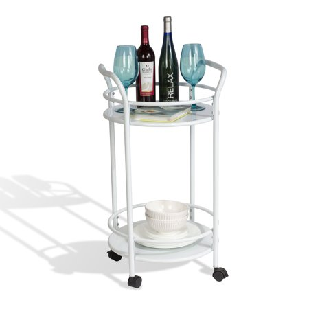 "Mainstays Versa 30"" Rolling Round Bar/ Kitchen/ Bathroom ..."